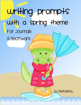 Writing Prompts with a Spring Theme