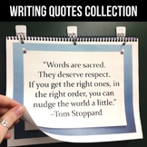 Writing Quote of the Week Collection
