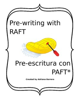 Writing RAFT - Spanish version PAFT