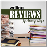 Writing REVIEWS {Writing Informational Texts: Newspapers}
