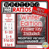 Writing Ratios: Winter Edition