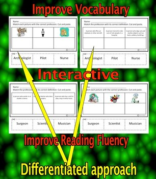 Writing & Reading Interactive Activities - CCS Aligned.