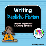 Writing Realistic Fiction - CCSS Aligned