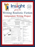 Writing Realistic Fiction Stories Independent Writing Project Grades 4-6