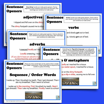 Writing: Recount of a terrible, horrible, no-good, very bad day!
