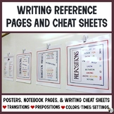Writing Reference Pages