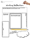 Writing Reflection