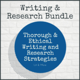 Writing & Research Bundle