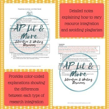 Writing & Research Bundle