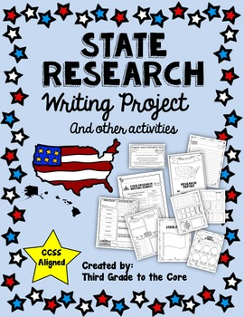 Writing Research Projects & Activities - BUNDLE