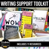Writing Resource Support Pack