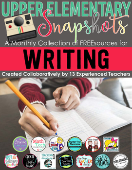 Writing Resources: A Monthly Collection