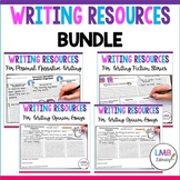 Writing Resources: *Bundle* Graphic Organizers, Prompts, a