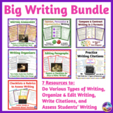 Writing Resources BUNDLE: Organizing, Editing & Citing Wri