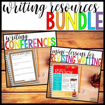Writing Resources Bundle