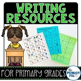 Writing Tools for the Primary Grades