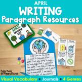 Paragraph Writing  {April}