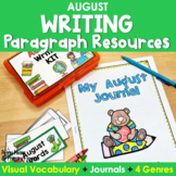 Paragraph Writing {August}