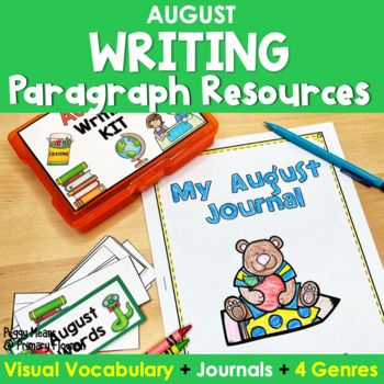 Writing Resources / Monthly {August}