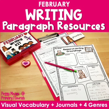 Writing Resources / Monthly {February}