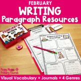 Paragraph Writing {February}