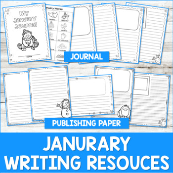 Paragraph Writing {January}