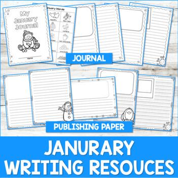 Paragraph Writing {January}