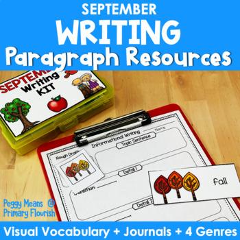 Paragraph Writing {September}