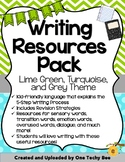 Writing Resources Packet