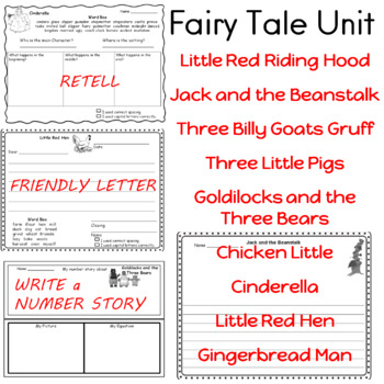 Writing:  Differentiated Writing  Response to Literature  9 Classic Stories