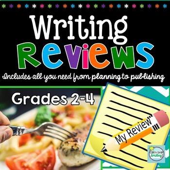 Writing Reviews 2nd Grade ~ Including Book Reviews 3rd Grade Persuasive Writing