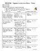 Writing & Revising - Peer Revision Sheets for 4 Genres