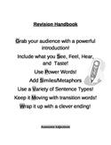 Writing Revision Handbook