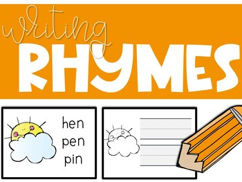 Writing Rhymes