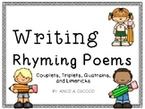 Writing Rhyming Poems