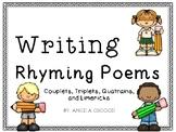 Writing Rhyming Poems