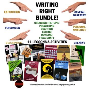 Writing Right! Bundle