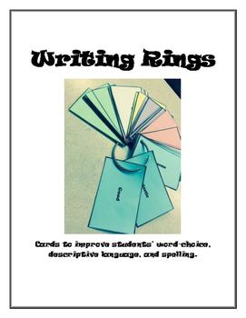 Creative Writing Rings