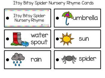 Writing Rings Nursery Rhyme Edition
