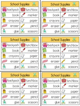 Writing Rings (The School Pack)