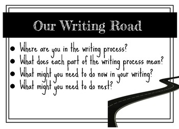 Writing Road