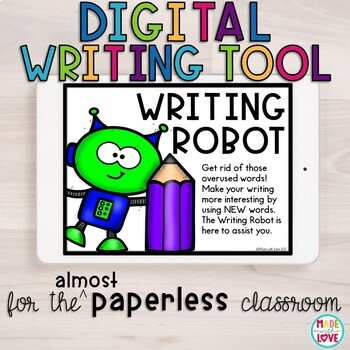 Writing Robot (A Digital Tool)