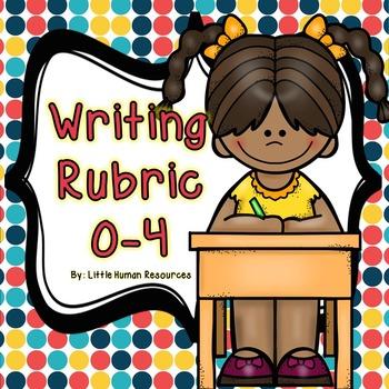 Writing Rubric 0-4