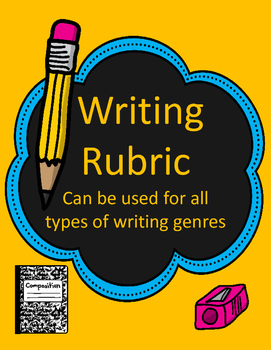 Writing Rubric All genres