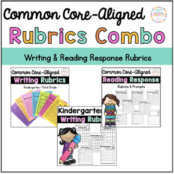 Writing Rubric COMBO