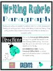 Writing Rubric- Paragraph
