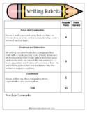 FSA Informational Writing Rubric: Student Friendly Language