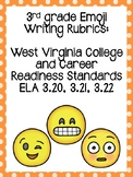 Writing Rubrics: 3rd Grade ELA