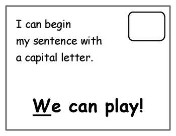 Writing Rubrics Flash Cards