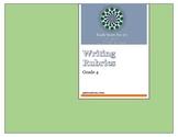 Writing Rubrics Grade 4 (Common Core Aligned)